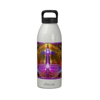 Golden Globe: Stern-Schein Wiederverwendbare Wasserflaschen