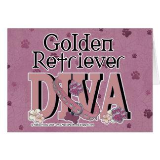 Golden retriever DIVA Karte