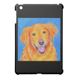 "Golden retriever iPad Fall - ""Sydney "" iPad Mini Hülle"