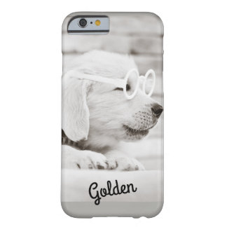 Golden retriever iPhone 6/6S Fall Barely There iPhone 6 Hülle
