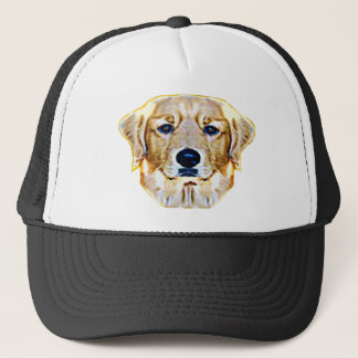 Golden retriever-Kappe Truckerkappe