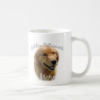 Golden retriever-Mamma 2 Kaffeetasse