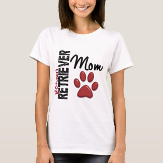Golden retriever-Mamma 2 T-Shirt