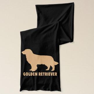 Golden retriever schal