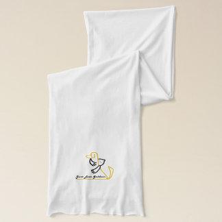 Golden retriever-Schal Schal