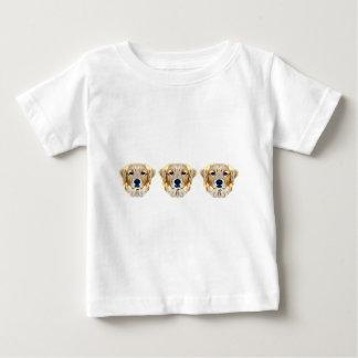 Golden retriever-T-Shirt Baby T-shirt