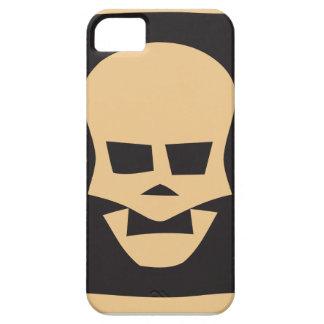 Golden skull iPhone 5 schutzhülle
