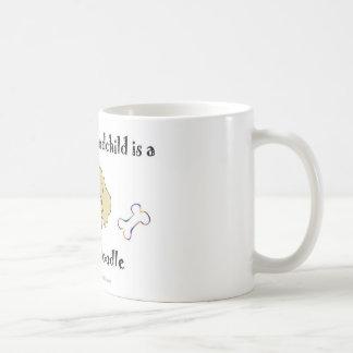 goldendoodle kaffeetasse