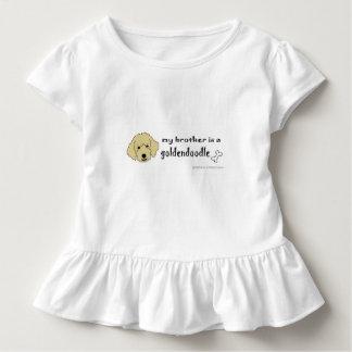 goldendoodle kleinkind t-shirt