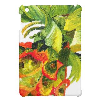 Goldene Ananas (Kunst Kimberlys Turnbull) iPad Mini Hülle