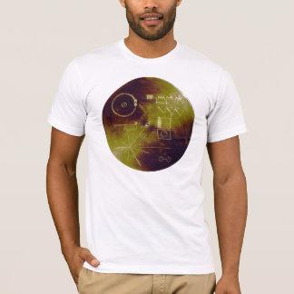 Goldene Aufzeichnungs-Töne des Voyager-1 und 2 von T-Shirt