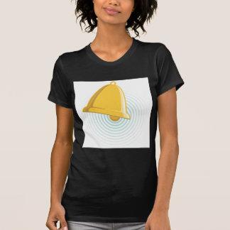 Goldene Bell-Alarm T-Shirt