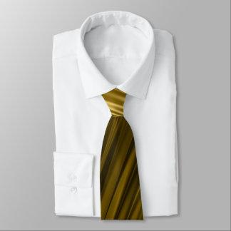 Goldene Beschaffenheit Krawatte