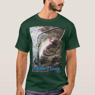Goldene Forelle T-Shirt