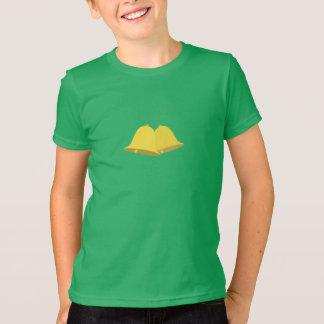 goldene Glocke Hemd