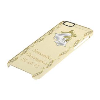 Goldene Hochzeit Durchsichtige iPhone 6/6S Hülle