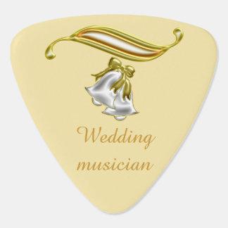Goldene Hochzeit Plektrum