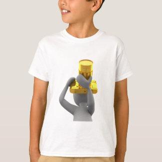 goldene Kamera des Fotografen T-Shirt