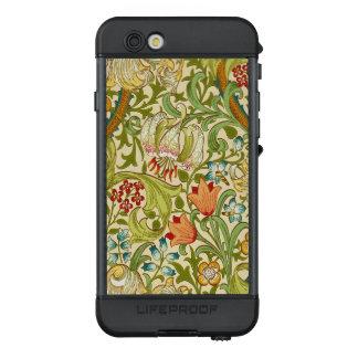 Goldene LilieVintager Pre-Raphaelite Williams LifeProof NÜÜD iPhone 6s Hülle