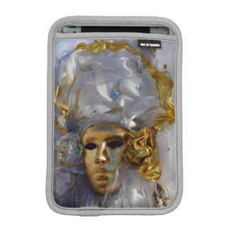 Goldene Maske - der Karneval von Venedig, Italien iPad Mini Sleeve