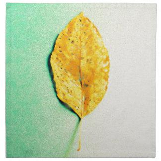 Goldene Minze durch JP Choate Stoffserviette