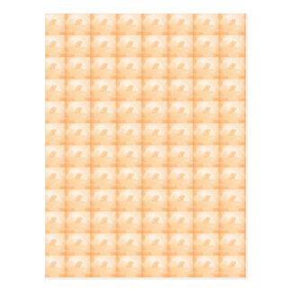 Goldene Schatten-Hintergrund-Schablone ADDIEREN Postkarte