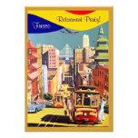 Goldene Stadt durch die Bucht-San Francisco Einladungen