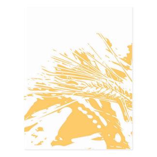 Goldene Stunden Postkarte