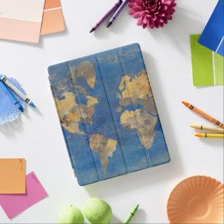 Goldene Welt iPad Smart Cover
