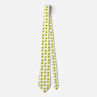 Goldenem Retriever Warnzeichen-Liebe-Hunde holen Krawatte