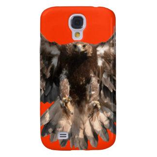 goldener Adler Galaxy S4 Hülle