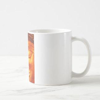 Goldener Buddha Kaffeetasse