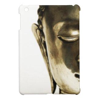 Goldener Buddha-Kopf iPad Mini Hülle