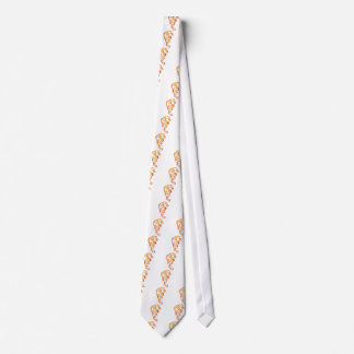 Goldener Drache Personalisierte Krawatten