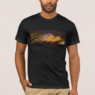 Goldener Dunst T-Shirt