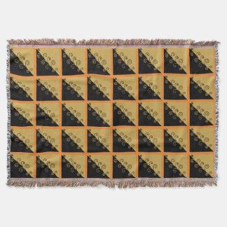 Goldener Faden Decke