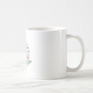 Goldener Faden-Schwester Kaffeetasse