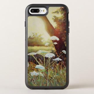 Goldener Hedgerow I 2014 OtterBox Symmetry iPhone 8 Plus/7 Plus Hülle