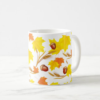 Goldener Herbst Kaffeetasse