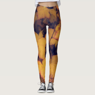 Goldener Herbst Leggings