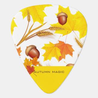 Goldener Herbst Plektron