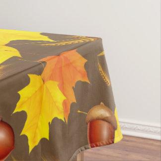 Goldener Herbst Tischdecke