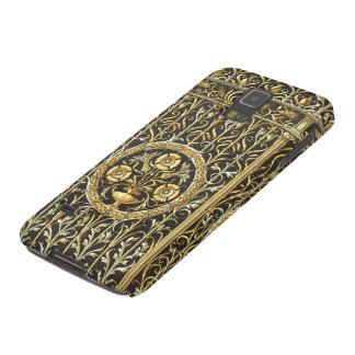 Goldener, königlicher Kasten Samsung-Galaxie-S5 Galaxy S5 Cover