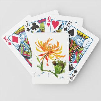 Goldener Mama Bicycle® Poker-Spielkarten Bicycle Spielkarten