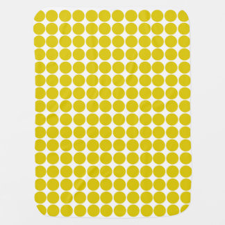 Goldener Mohnblumen-Safari-Punkt Puckdecke