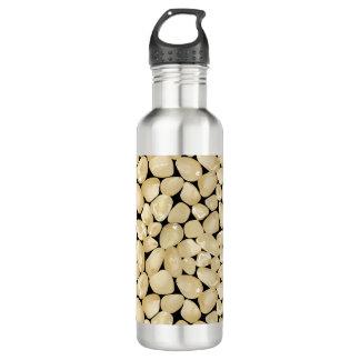 Goldener Quarz Trinkflasche