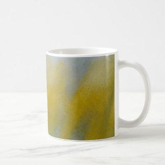 Goldener Regen Kaffeetasse