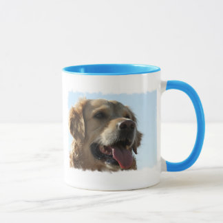 Goldener Retriever-Kaffee-Tasse Tasse