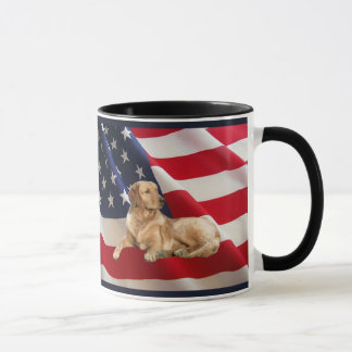 Goldener Retriever-Tasse Tasse
