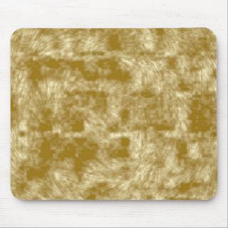 Goldener Samt Mousepad